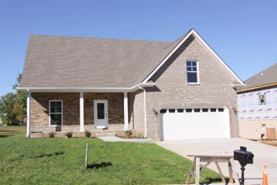 Clarksville Single Family Home For Sale: 308 Chase Dr