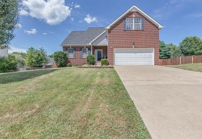 Hendersonville Single Family Home Under Contract - Showing: 1007 Kiser Ave