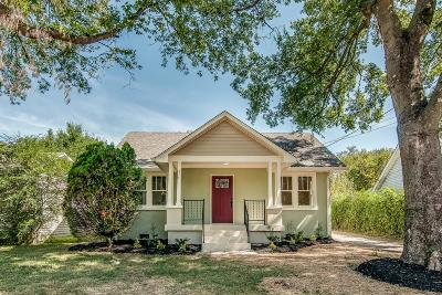 Madison Single Family Home Under Contract - Showing: 317 Elm St