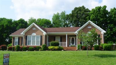 Clarksville Single Family Home For Sale: 2837 Trelawny Dr