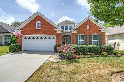 Mount Juliet Single Family Home Under Contract - Not Showing: 109 Navy Cir