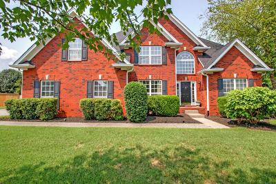 Murfreesboro Single Family Home For Sale: 1706 Benjamin Dr