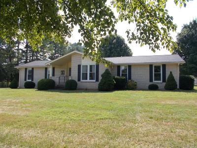 Ashland City Single Family Home For Sale: 1341 Highway 49e