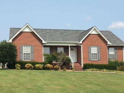 Shelbyville Single Family Home For Sale: 405 Meadowlark Dr
