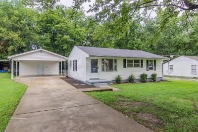 Single Family Home Under Contract - Showing: 1003 Jones Blvd