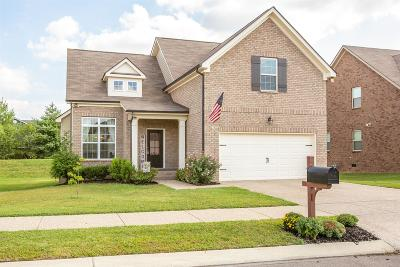 Spring Hill Single Family Home Under Contract - Showing: 1085 Achiever Cir
