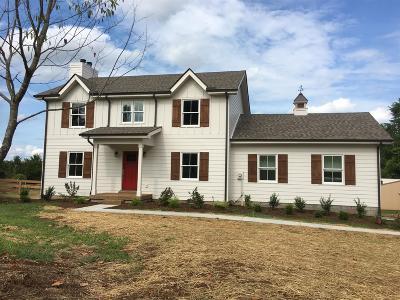 Nolensville Single Family Home For Sale: 7372 Nolensville Rd
