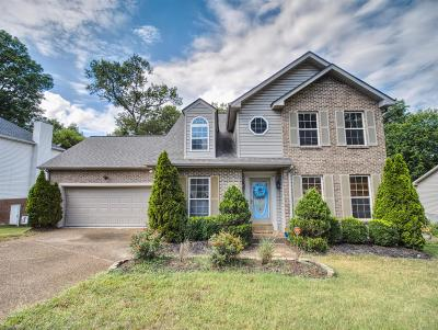Hendersonville Single Family Home Under Contract - Showing: 115 Bentree Dr