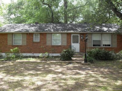 Hendersonville Single Family Home For Sale: 109 McBratney Dr