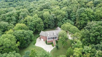 Franklin Single Family Home For Sale: 3340 Blazer Rd