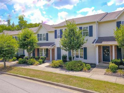 Hendersonville Condo/Townhouse Under Contract - Showing: 113 Cages Rd Apt 3 #3
