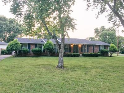 Hendersonville Single Family Home For Sale: 117 Paxton Drive