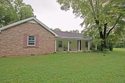 Hendersonville Single Family Home For Sale: 939 Hogans Branch Rd