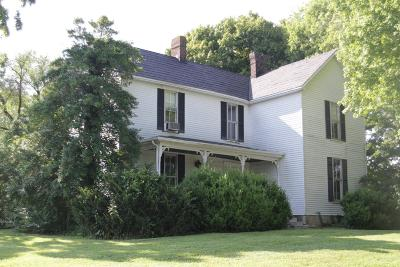 Robertson County Single Family Home For Sale: 3752 Heads Church Rd