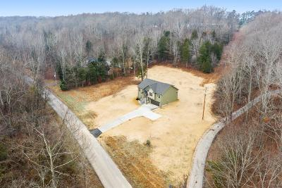 Christian County, Ky, Todd County, Ky, Montgomery County Single Family Home Under Contract - Showing: 1225 Biter Road