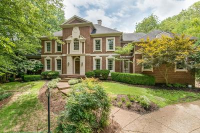 Brentwood Single Family Home For Sale: 6331 Johnson Chapel Rd W