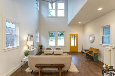 Nashville Single Family Home For Sale: 513 A Weakley Ave