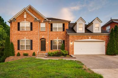 Mount Juliet Single Family Home For Sale: 333 Forest Bend Dr