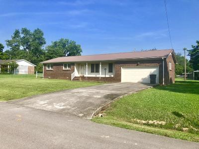 McMinnville TN Single Family Home Sold: $96,000