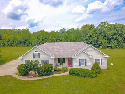 Sumner County Single Family Home Under Contract - Showing: 160 Vantrease Rd
