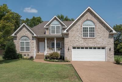 Wilson County Single Family Home For Sale: 3317 Brookwood Ln