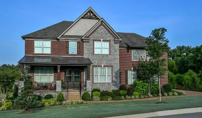 Nolensville Single Family Home Under Contract - Not Showing: 562 Great Angelica Way