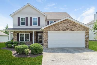 Murfreesboro Single Family Home For Sale: 5523 Middlebury Dr