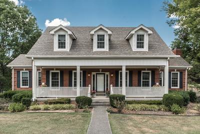 Nashville Single Family Home For Sale: 5717 Templegate Dr