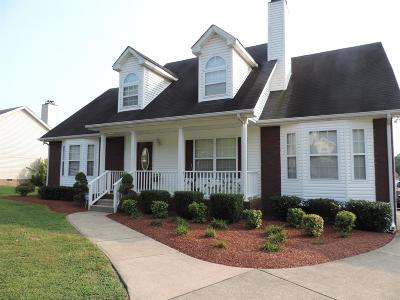 Goodlettsville Single Family Home For Sale: 4064 Turners Bnd