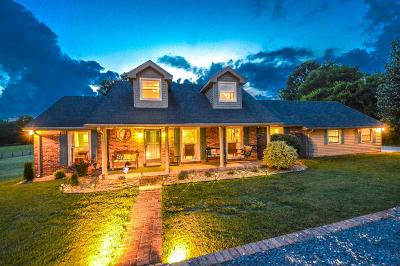 Hendersonville Single Family Home Under Contract - Showing: 123 Hunters Ln