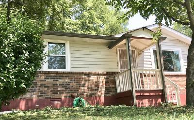 Nashville Single Family Home For Sale: 1235 McAlpine Ave