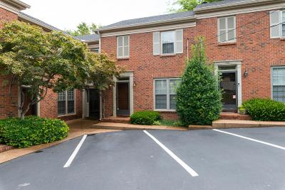 Nashville Condo/Townhouse For Sale: 2306 18th Ave S
