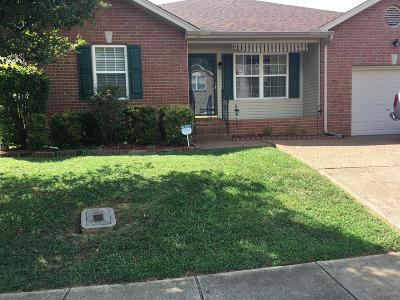 Hermitage Single Family Home Under Contract - Not Showing: 508 Leslie Ann Ct