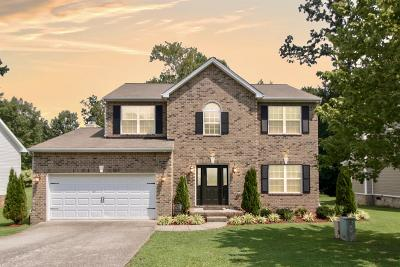 Robertson County Single Family Home For Sale: 313 Holly Ln