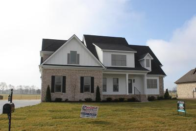 Murfreesboro Single Family Home Under Contract - Not Showing: 1608 North Side Dr.