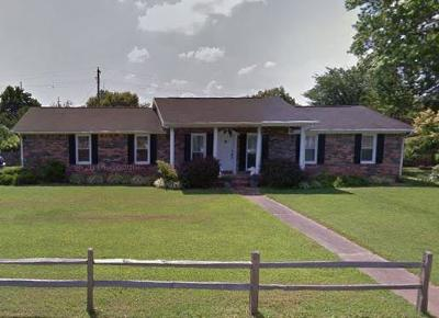 Christian County Single Family Home For Sale: 400 E Parkview Drive