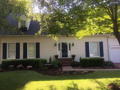 Franklin Single Family Home For Sale: 616 Overview Ln