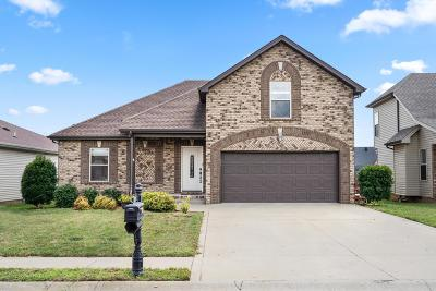 Meadow Wood Park Single Family Home For Sale: 644 White Face Dr