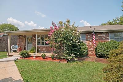 Hendersonville Single Family Home For Sale: 170 Vulco Dr