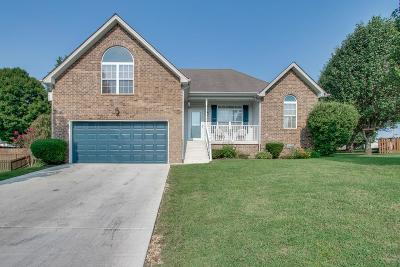 Mount Juliet TN Single Family Home For Sale: $275,000
