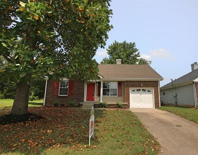 Clarksville Single Family Home For Sale: 83 Grassmire Dr