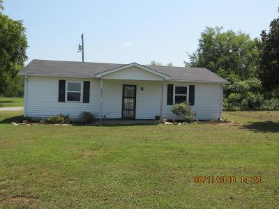 Marshall County Single Family Home For Sale: 2957 Roy McCollum Rd