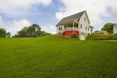 Robertson County Single Family Home For Sale: 3155 Possum Trot Rd