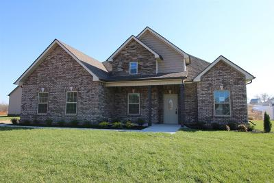 Clarksville Single Family Home For Sale: 207 The Groves At Hearthstone