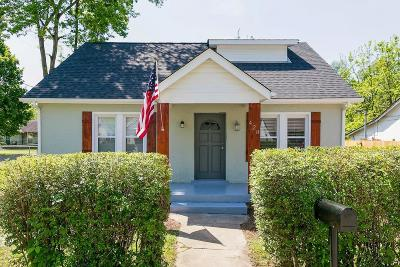 Murfreesboro Single Family Home For Sale: 428 Forrest St