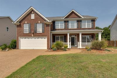 Mount Juliet TN Single Family Home For Sale: $304,900