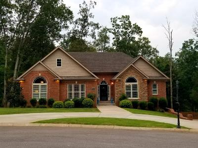Single Family Home For Sale: 3552 Tannahill Ct