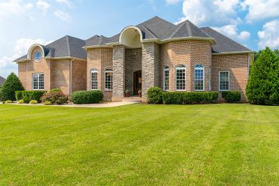 Robertson County Single Family Home For Sale: 3071 Wedgewood Dr