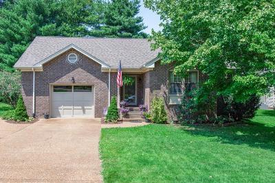 Williamson County Single Family Home For Sale: 215 Devrow Ct