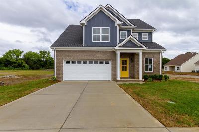 Murfreesboro Single Family Home For Sale: 618 Gallant Way